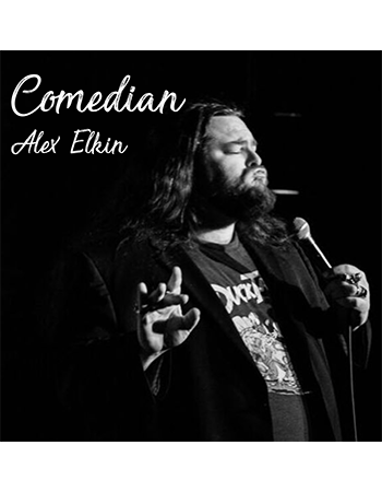 Comedy Night with Alex Elkin May 3, 2019 - Pre-Sale