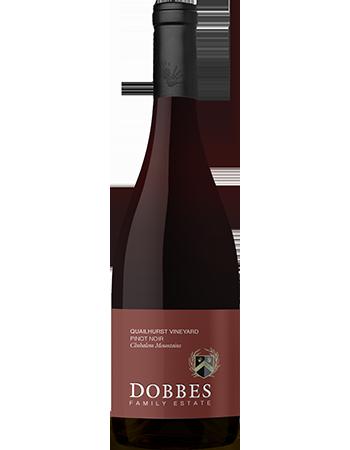 2015 Quailhurst Vineyard Pinot Noir