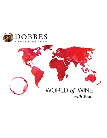 SOLD OUT! World of Wine - July 24th 6-8 PM